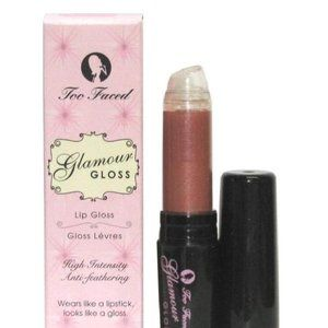 Too Faced Cosmetics Glamour Gloss x2